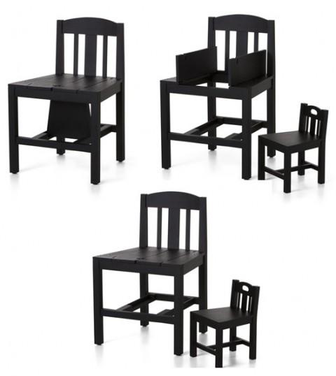 Trent Jansen's Pregnant Chair