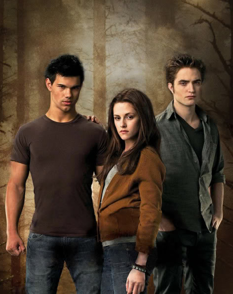 Edward or Jacob? Who would you choose?