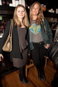 Nina Richards (Professional Beauty) and Lauren King (InStyle for Hair)