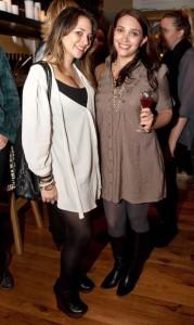 Carli Alman (Beautyheaven) and Kimberly Nissen (The Plastic Diaries)