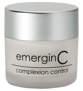 Let your oily troubles slide away with emerginC Complexion Control