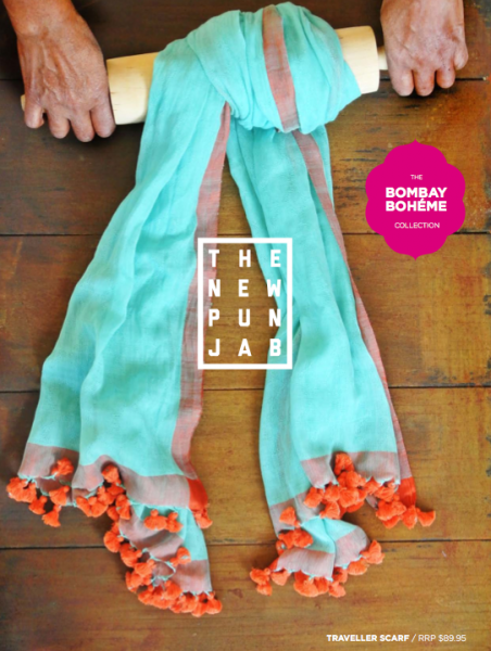 Inject a little bit of India into every outfit with the Bombay Boheme collection