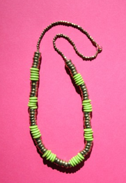 Acid Rain Necklace