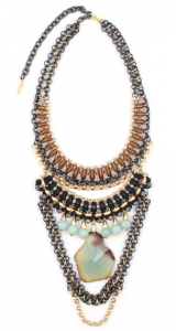 Riha Agate Necklace